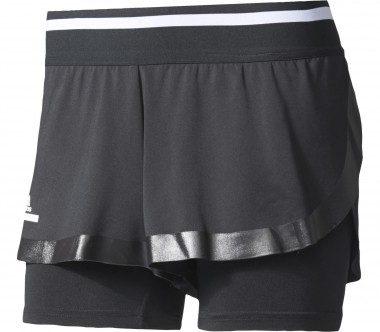 Adidas - Stella McCartney women's tennis shorts (black)
