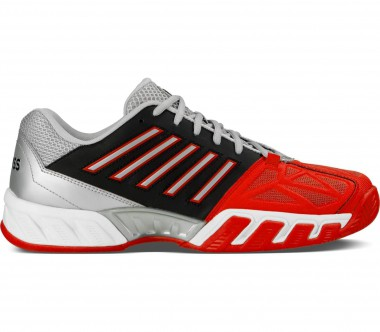 K-Swiss - Big Shot Light 3 men's tennis shoes (red/black)
