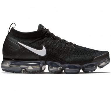 Nike - Air VaporMax Flyknit 2 men's running shoes (black)