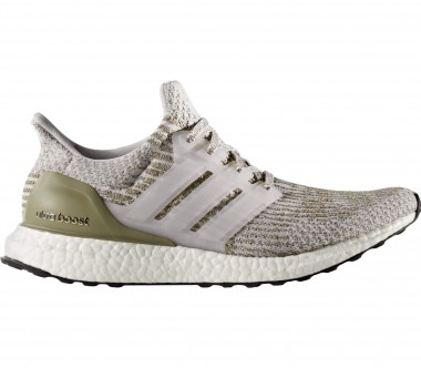 Adidas - Ultra Boost men's running shoes (grey/white)