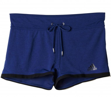 Adidas - Climachill women's training shorts (dark blue)