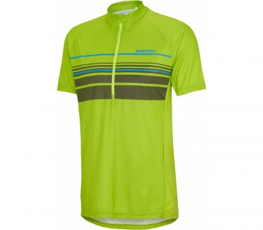 Ziener - Cains men's top (light yellow)