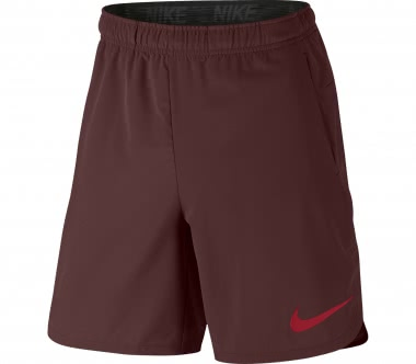 Nike - Flex men's training shorts (red)