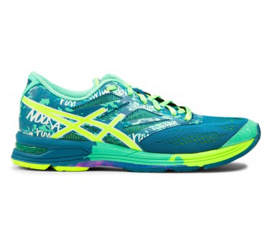 Asics - Gel Noosa Tri 10 women's running shoes (dark blue/tüturquoise)