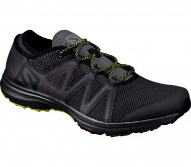 Salomon - Crossamphibian Swift men's mountain lifestyle shoes (black/grey)
