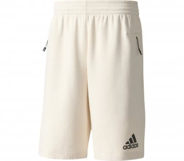 Adidas - Z.N.E. Knitted ND women's training shorts (whiteß)