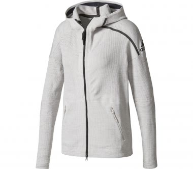Adidas - Zne 36h Pk women's training hoodie (grey)