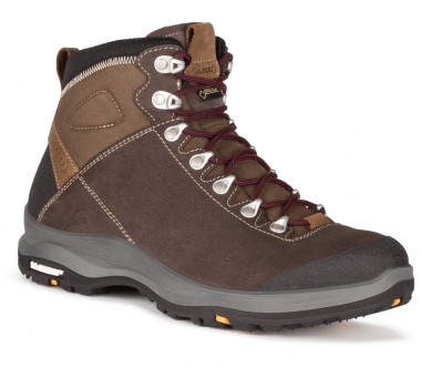 AKU - La Val GTX women's hiking shoes (dark brown)