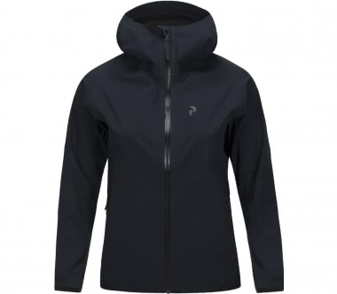 Peak Performance - Pac women's outdoor jacket (dark blue)