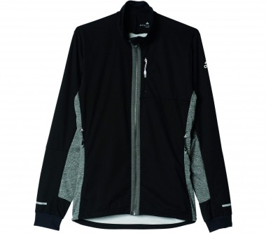 Adidas - XPR Softshell men's running jacket (black)
