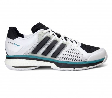 Adidas - Tennis Energy Boost men's tennis shoes (white/black)
