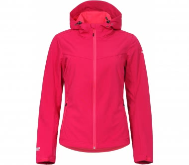Icepeak - Lucy women's soft shell jacket (pink)