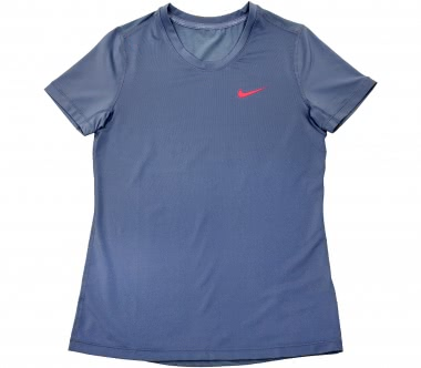 Nike - Pro Children training top (blue)