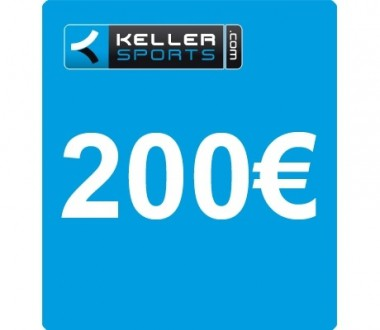 200 EUR Voucher - default - Tennis Accessories