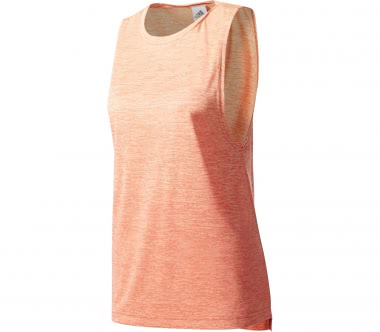 Adidas - Box Melange Women training tank top top (orange)