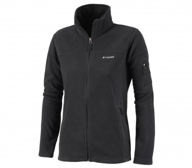 Columbia - Fast Trek II women's fleece jacket (black)