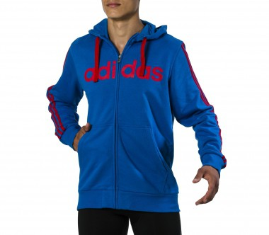 Adidas - Fitness- and Training jacket men's The Base Fullzip - SS13