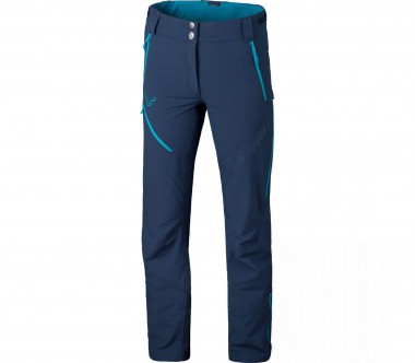 Dynafit - Mercury DST women's soft shell pants (dark blue)