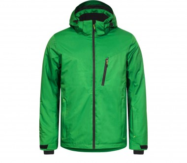 Icepeak - Vern Stretch men's ski jacket (green)