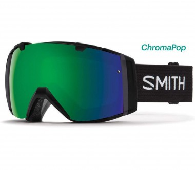Smith - I/O ski goggles (green/black)