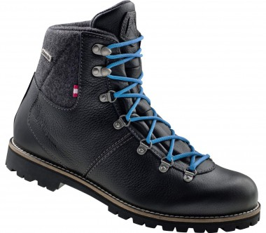 Dachstein - Gebirgsjäger men's winter shoes (black/blue)