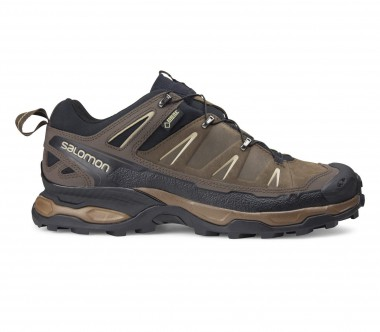 Salomon - X Ultra LTR GTX men's hiking shoes (brown/grey)