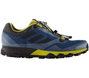 Adidas - Terrex Trailmaker men's hiking shoes (blue-yellow)