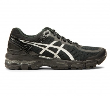 Asics - Gel Kayano 22 women's running shoes (black)