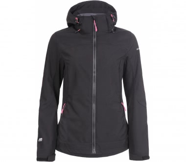Icepeak - Sandy women's outdoor jacket (black)