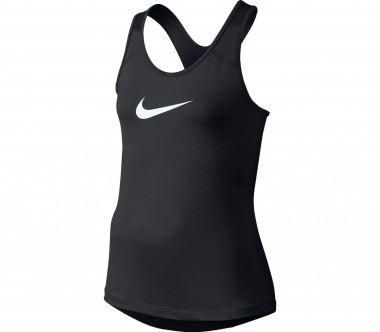 Nike - Pro children's training tank top (black/white)