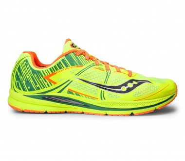 Saucony - Fastwitch men's running shoes (yellow/green)