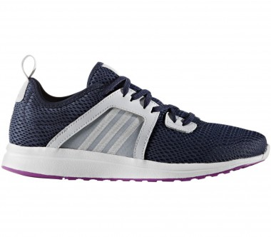 Adidas - Durama women's running shoes (black/purple)