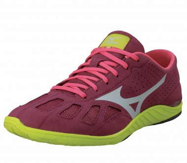 Mizuno - BE women's running shoes (pink)