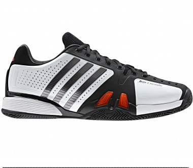 Adidas - Adipower Barricade Clay white/black - HW12 - Tennis - Tennis Shoes - Men