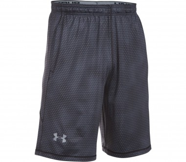 Under Armour - Raid Novelty men's training shorts (black/grey)