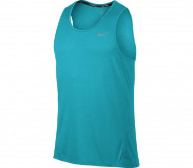 Nike - Dri-Fit Cool Tailwind men's running top (blue)