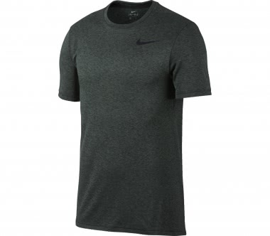 Nike - Breathe men's training top (grey)