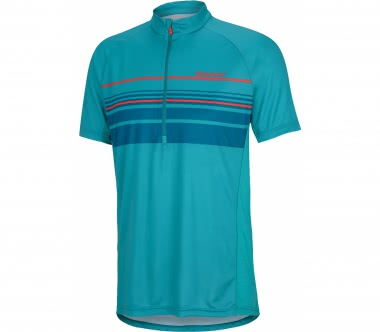 Ziener - Cains men's top (turquoise)