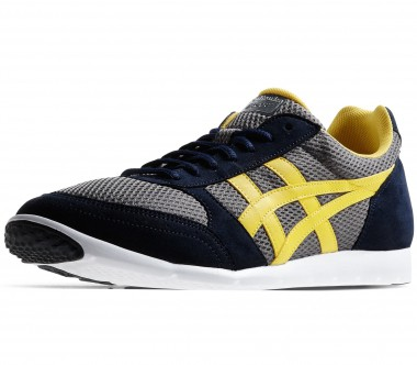 Onitsuka Tiger - Sherborne Runner Leisure shoes (grey/yellow) - default - Fitness Shoes - Men