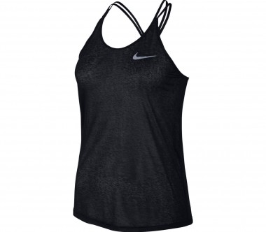 Nike - Dri-Fit Cool Breeze Strappy women's running tank top (black)