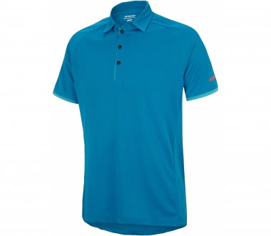 Ziener - Cale men's polo top (blue)