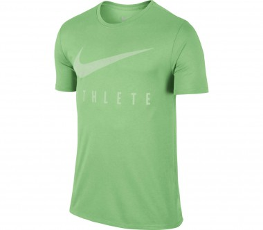 Nike - Dri-Fit Swoosh Athlete men's training shirt (light green)