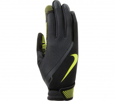 Nike - Lunatic men's training gloves (black/light green)