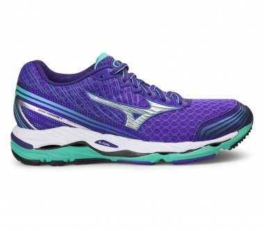 Mizuno - Wave Paradox 2 women's running shoes (purple/mint)