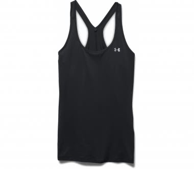 Under Armour - Heatgear Armour Racer women's training tank top (black)