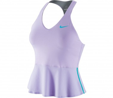 Nike - Premier tank top women's Maria Sharapova tennis top (violet/blue)
