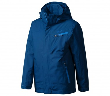 Marmot - Freerider Children ski jacket (dark blue)