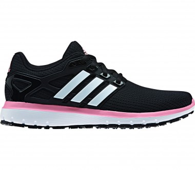 Adidas - Energy Cloud WTC women's running shoes (black/white)