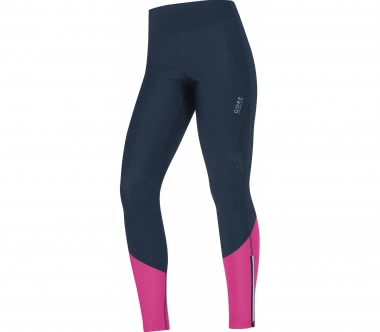 GORE Wear® - Mythos GWS women's running pants (dark blue/pink)