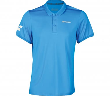 Babolat - Core men's tennis polo top (light blue)